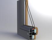 Angolo Alulen Superplus Design Elite con fermavetro