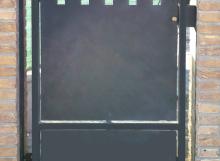 Cancello automatico pedonale
