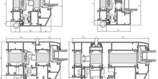 Profili Plathina 75 Indinvest LT